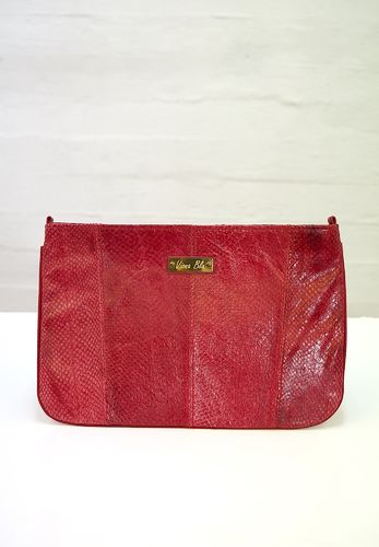 Viona Blu Clutch 2.2 Red