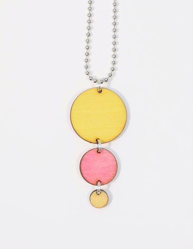 Aleksiina Bubbles Rainbow Necklace