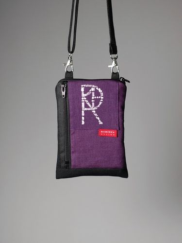 Riiminka Little Sini Shoulder Bag for the mobile phone purple