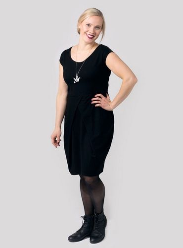 Riiminka Puro Dress black