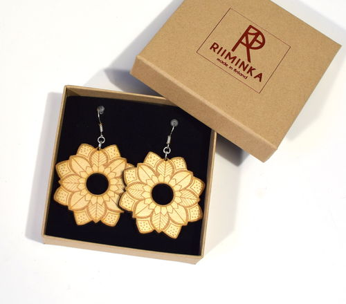 Riiminka Flower Earrings