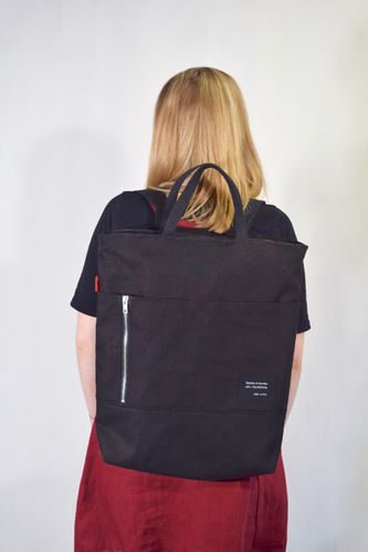 Riiminka Tarina Backpack black