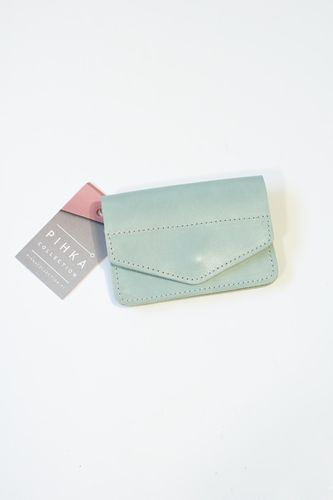 Pihka Pilkko Wallet Mint Green