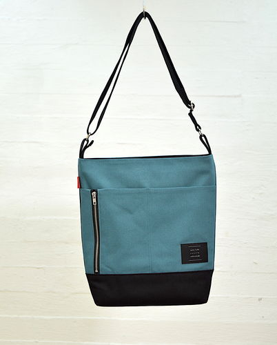 Riiminka Big Story bag petrol