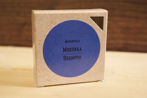 Artanttila Blueberry Shampoo Bar