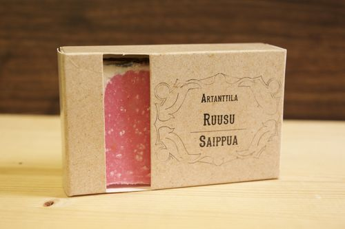 Artanttila Rose Soap