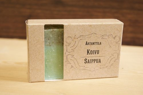 Artanttila Birch Soap