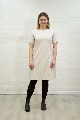 Aleksiina Selma College/Sweatshirt Dress