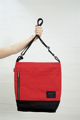 Riiminka Big Story bag red