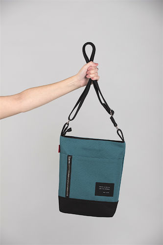 Riiminka Small Story bag petrol