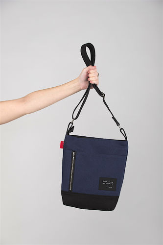 Riiminka Small Story bag dark blue