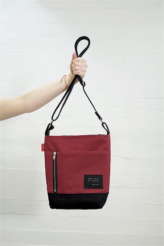 Riiminka Small Story bag cranberry