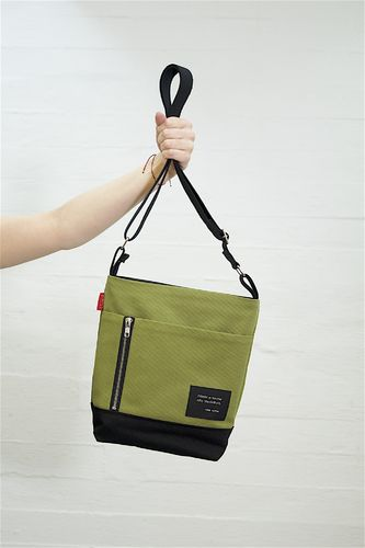 Riiminka Small Story bag olive green