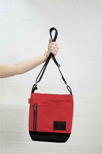 Riiminka Small Story bag red