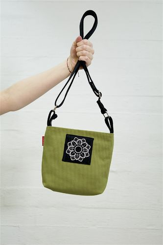 Riiminka Taimi bag olive green