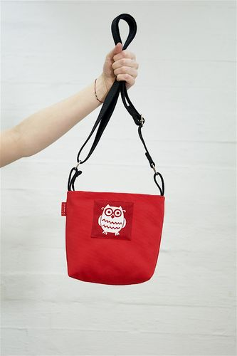 Riiminka Taimi bag red