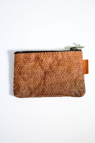 Saija Lehtonen Fishleather Purse