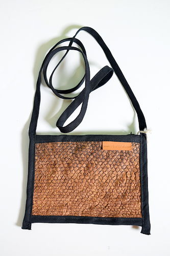 Saija Lehtonen Fishleather Purse Shoulder Strap